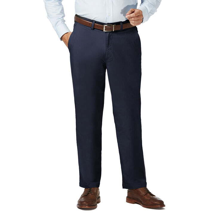 Big & Tall Coastal Comfort Chino, Blue open image in new window