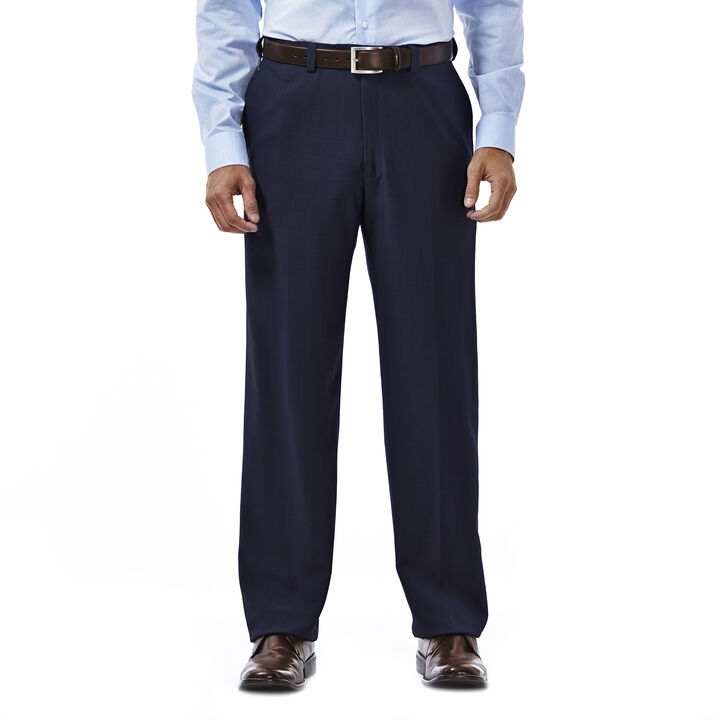 E-CLO™ Stria Dress Pant, Blue