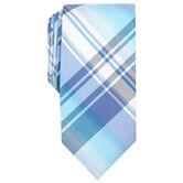 Ementh Plaid Tie,  1