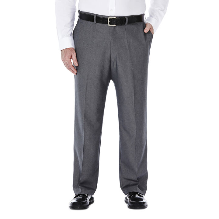 Big & Tall Cool 18® Heather Solid Pant, Graphite open image in new window