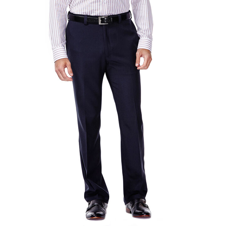 E-CLO™ Stria Dress Pant, Navy