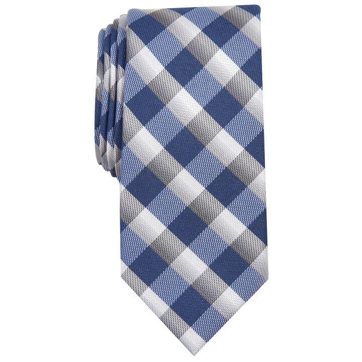 Osborne Plaid Tie, Purple