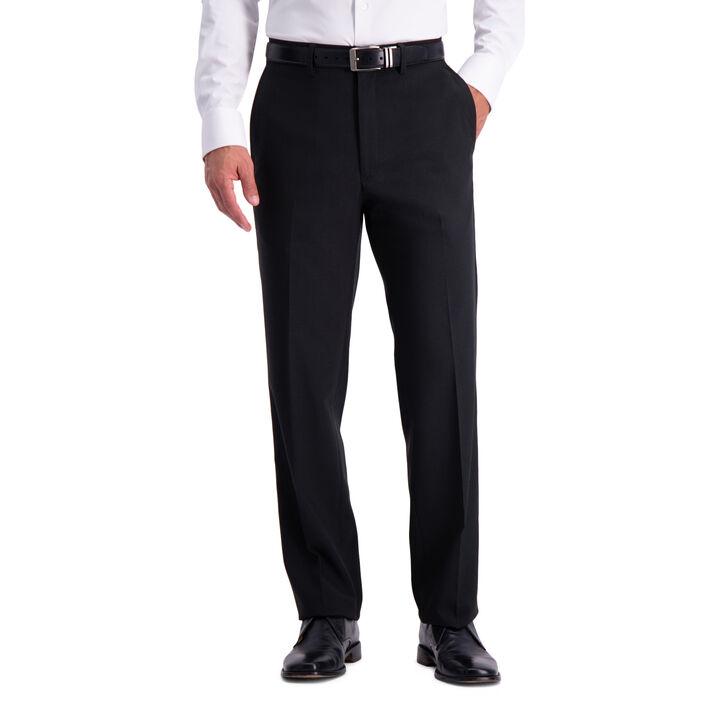 Traveler Suit Pant  - Black Grid , Black
