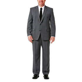 Big & Tall Travel Performance Suit Separates, Graphite