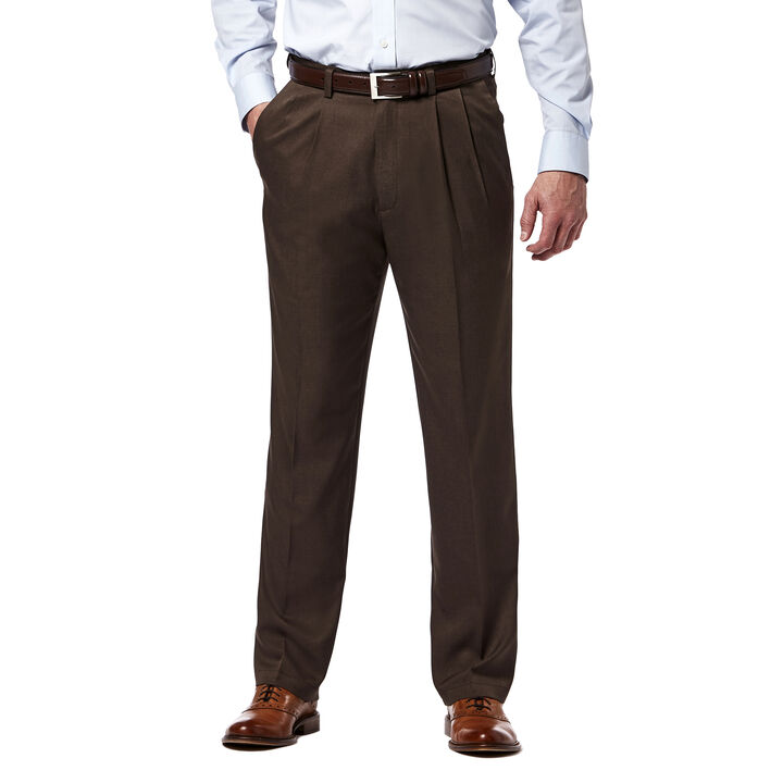 Cool 18® Pro Heather Pant, Brown Heather