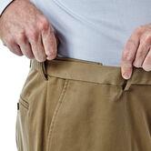 Big & Tall Premium No Iron Khaki, British Khaki view# 4