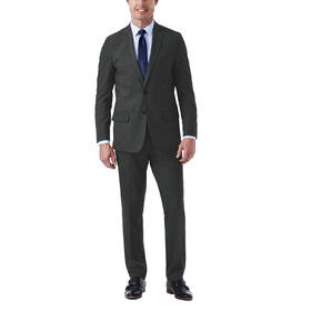 J.M. Haggar Premium Stretch Suit Jacket, Medium Grey
