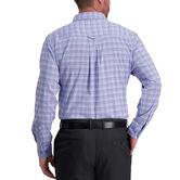 The Active Series™ Windowpane Plaid Casual Shirt,  Cloud Blue 2
