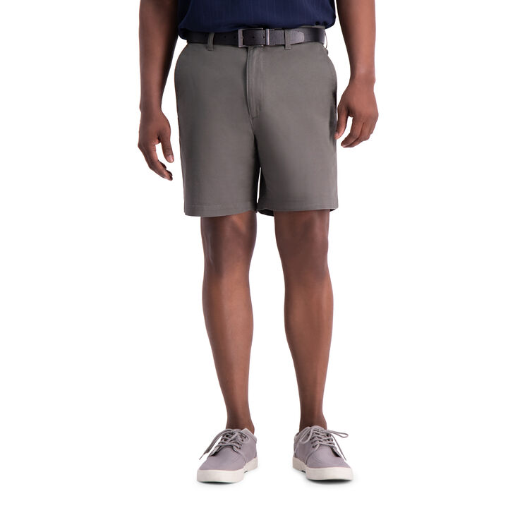 Coastal Chino Short, Medium Grey