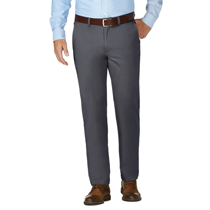 J.M. Haggar Luxury Comfort Chino , Grey