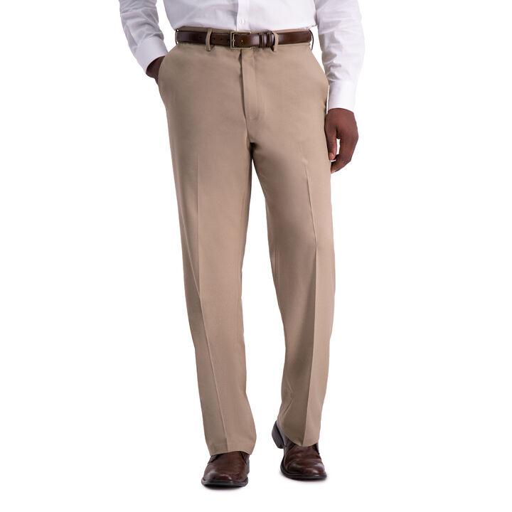 Premium Comfort Dress Pant, Khaki open image in new window