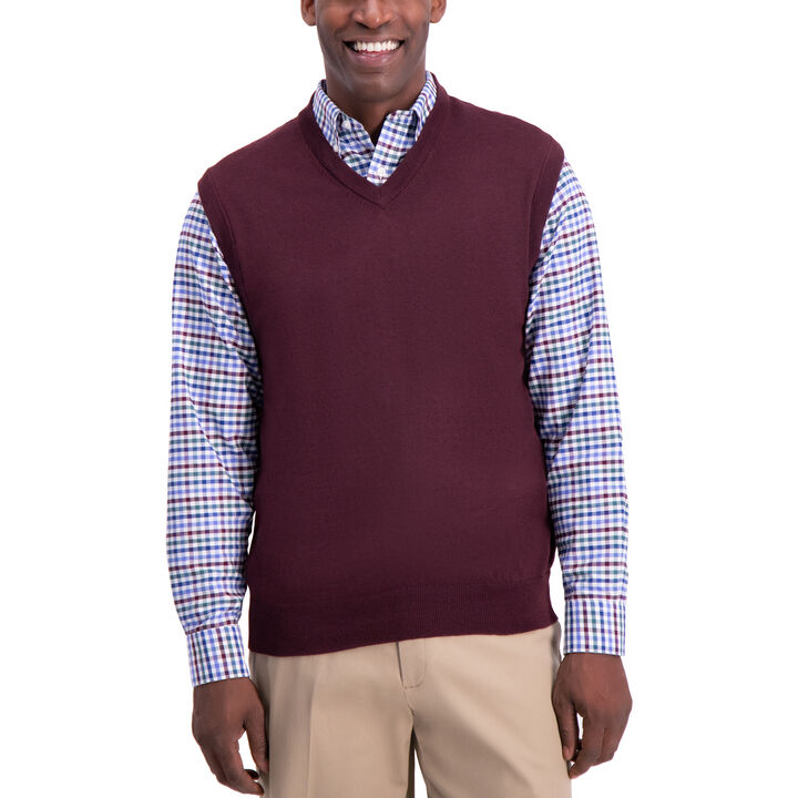 Sweater Vest, Sangria