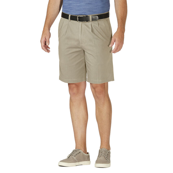 Stretch Chino Short, Putty