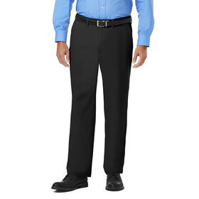 J.M. Haggar Luxury Comfort Chino, Black
