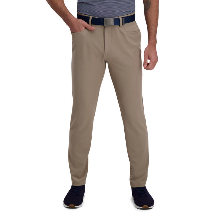 The Active Series™ 5-Pocket Tech Pant, Khaki open image in new window