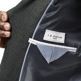 Big & Tall J.M. Haggar Premium Stretch Suit Jacket, Medium Grey, hi-res