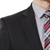 Travel Performance Suit Separates Jacket, Black 3