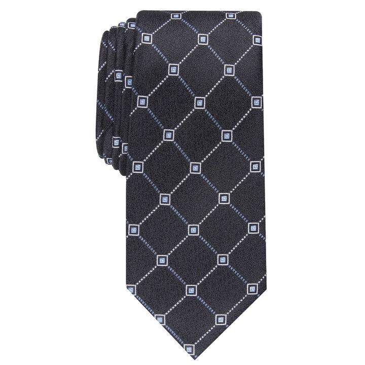 Henry Neat Tie, Black