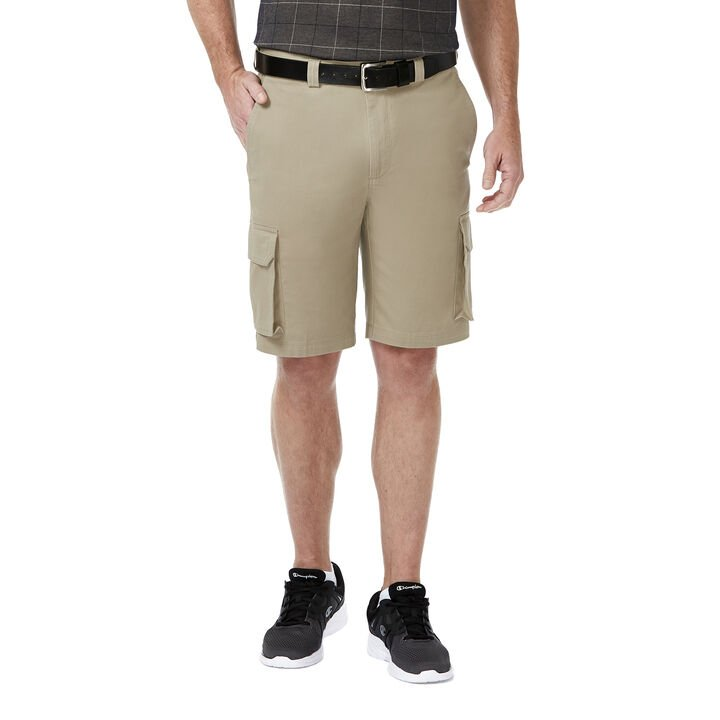 Stretch Cargo Short, Putty