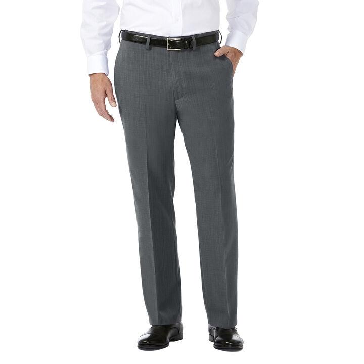 Travel Performance Suit Separates Pant - Tic Weave,