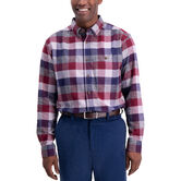 Multi Color Plaid Shirt, Peacoat 1