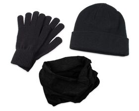 Cold Weather Set, Black
