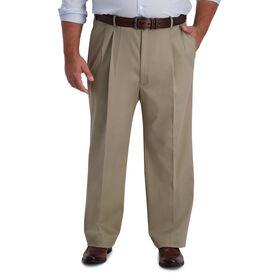 Big & Tall Iron Free Premium Khaki, Khaki