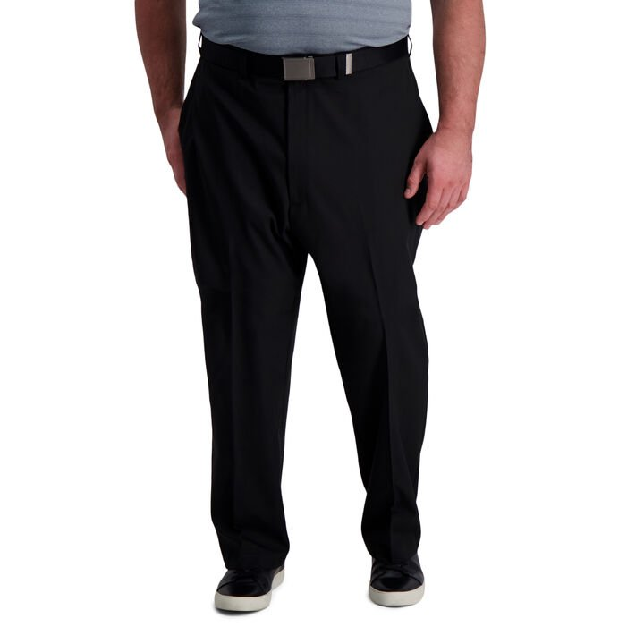 Big & Tall Cool Right® Performance Flex Pant, Black open image in new window