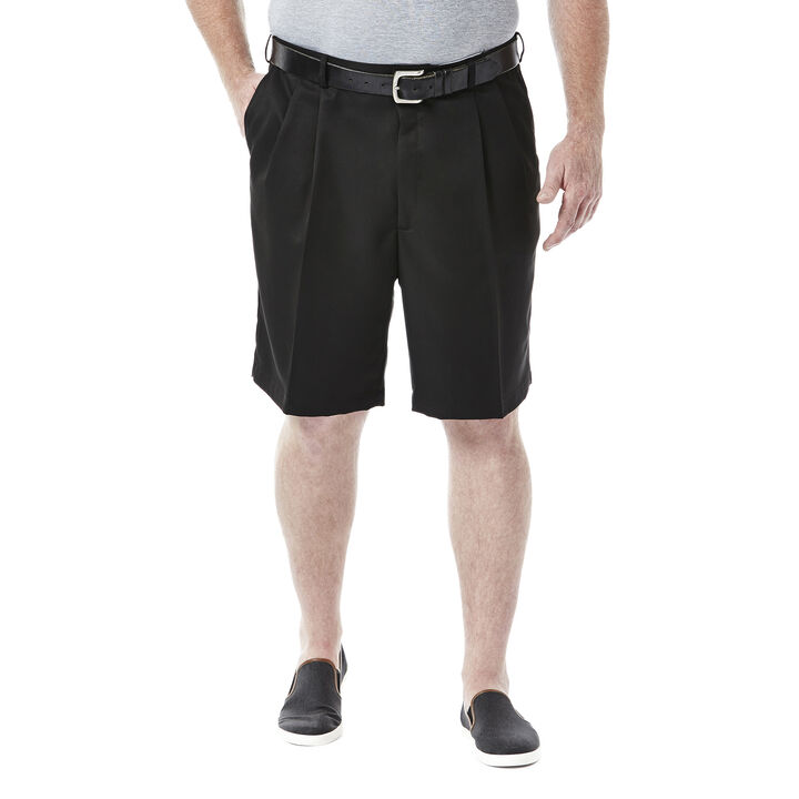BIG & TALL Cool 18® Shorts, Black