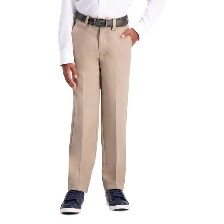 Boys Cool 18 Pro Pant (8-20), Tan open image in new window
