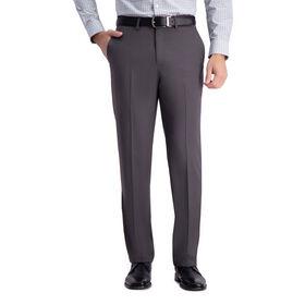 Premium Comfort Dress Pant, Dark Grey
