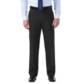 Travel Performance Suit Separates Pant, EBONY