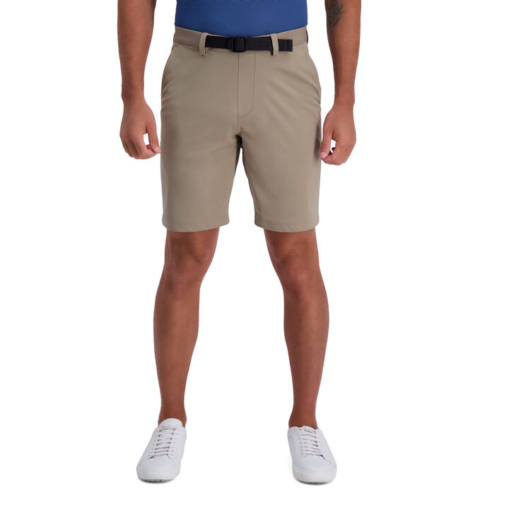 The Active Series™ Stretch Solid Short, Khaki open image in new window