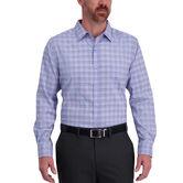 The Active Series™ Windowpane Plaid Casual Shirt,  Cloud Blue 1