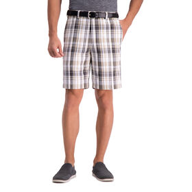 Cool 18® Pro Madras Plaid Short,