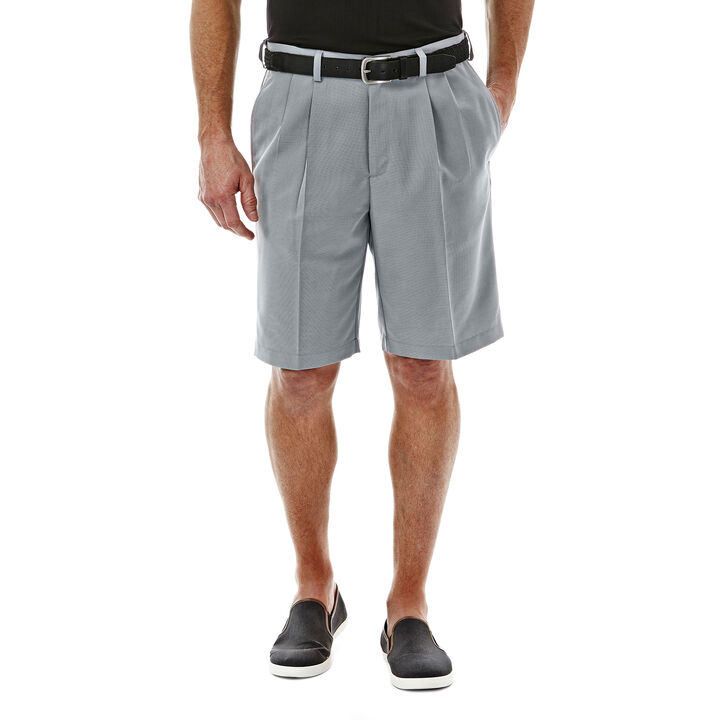 Cool 18® Oxford Short, Charcoal