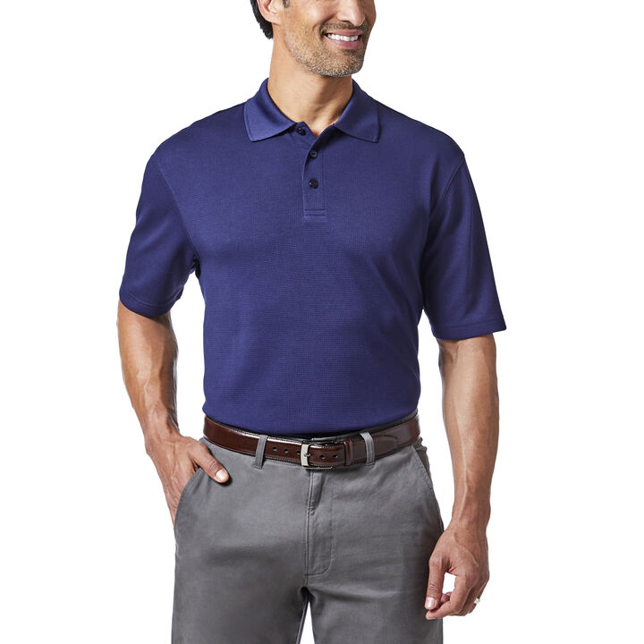 Cool 18® Golf Polo, Peacoat