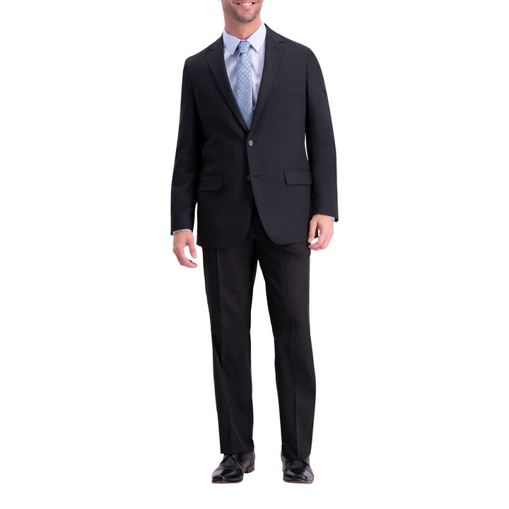 The Active Series™ Herringbone Suit Jacket,