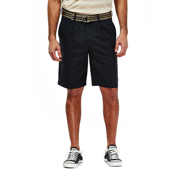 Cool 18® Oxford Short, Black open image in new window