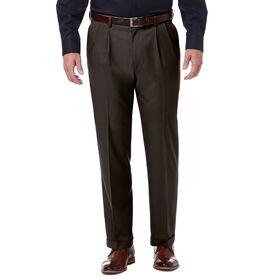66d0af81 Premium Comfort Dress Pant. Classic Fit, Pleated Front ...