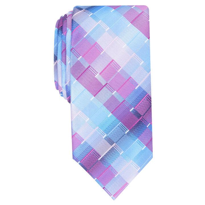Linton Geo Tie, Pink
