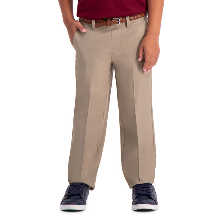 Boys Cool 18 Pro Pant (4-7), Tan open image in new window