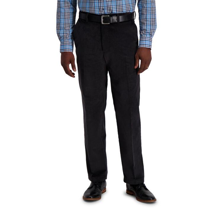 Stretch Corduroy Pant, Dark Grey