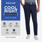 Cool Right® Performance Flex Pant, Dark Grey 5