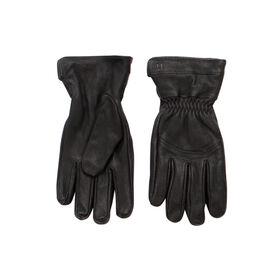 Leather Gloves, Black