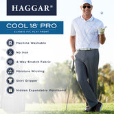 Cool 18® Pro Pant, Khaki 4