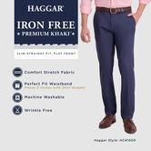 Iron Free Premium Khaki, Heather Grey 4