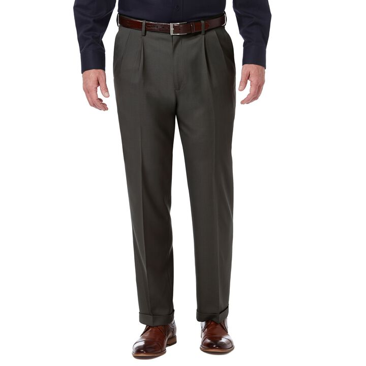 Premium Comfort Dress Pant,  Charcoal open image in new window