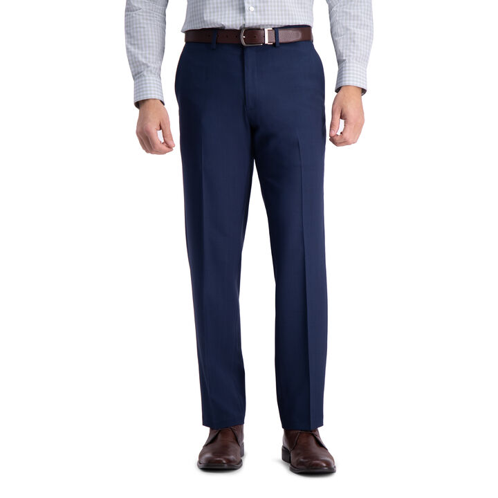 Premium Comfort Dress Pant, Blue open image in new window