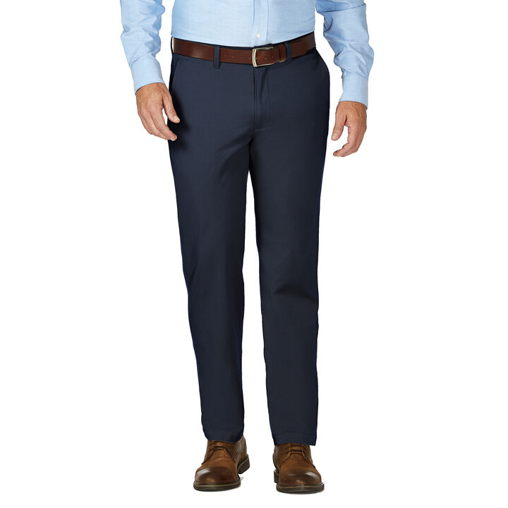 J.M. Haggar Luxury Comfort Chino , Navy